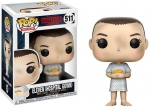 Eleven - Hospital Gown Stranger Things Funko