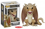 Viserion Game of Thrones 15cm