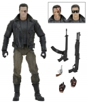 Terminator – 7″ Action Figure – Ultimate T-800 (Police Station Assault)