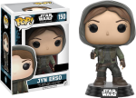 Jyn Erso Hooded  Star Wars Rogue one