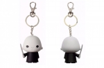 Harry Potter: Lord Voldemort Rubber Figurative Keychain