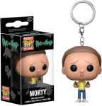 POCKET POP! KEYCHAIN: RICK AND MORTY - MORTY brelok