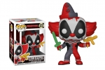 Pop! Marvel: Clown Deadpool