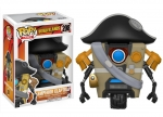 Pop! Games: Borderlands - Emperor Claptrap