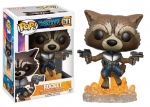 Rocket Racoon Guardians of the Galxy 2