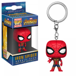 Pocket Pop! Keychain: Marvel - Avengers: Infinity War - Iron Spider brelok