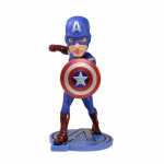 The Avengers Captain America Head Knocker