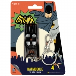 Brelok Batmobil Bandable Key Chain