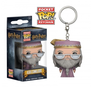 Albus Dumbledore Pocket- POP Keychain Harry Potter