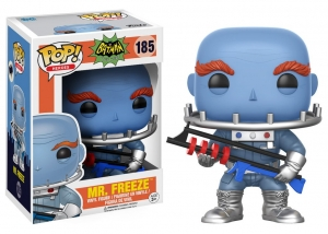 Mr Freeze Batman TV  POP Funko