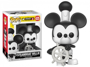 Pop Disney: Mickey's 90th Birthday - Steamboat Willie