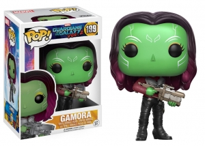 Gamora Guardians of the Galaxy 2