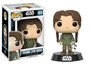Young Jyn Erso POP Star Wars