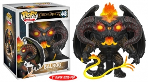 "Pop!: Lord of the Rings – 6""  Balrog"
