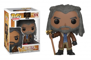 Pop! Television: The Walking Dead - Ezekiel