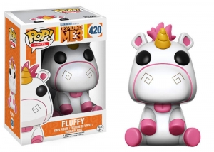 Pop! Movies: Despicable Me 3 - Fluffy exclusive