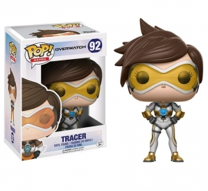 Tracer POSH exclusive Smuga Overwatch POP Funko