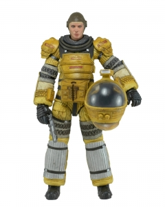 "Amanda Ripley in a spacesuit Alien Isolation 7"" NECA"