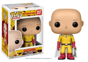 Pop! Anime: One Punch Man - Saitama