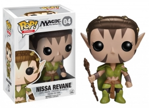 Magic: The Gathering Nissa Revane