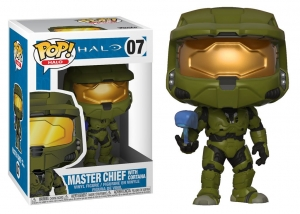 Funko Pop! Halo - Master Chief with Cortana