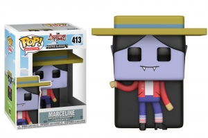 Pop! Television: Adventure Time Minecraft - Marceline