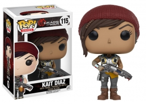 Kait Diaz Gears of War