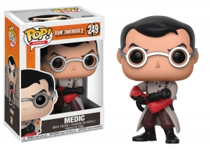 Pop! Games: Team Fortress 2 - Medic