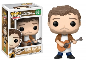 Pop! Television: Parks and Recreation - Andy Dwyer