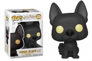 Pop Harry Potter: Series 5 (2018) - Sirius Black (as Dog)
