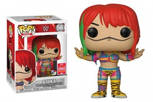 POP Funko WWE: Asuka 2018 Summer Convention Exclusive