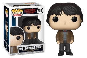 Pop Television: Stranger Things - Mike (Snowball Dance) uszkodzone pudełko