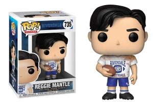 Pop Television: Riverdale - Reggie (in Football Uniform)