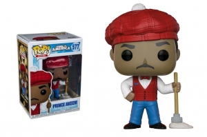 Pop! Movies: Coming to America: Prince Akeem (McDowell's) EXCLUSIVE