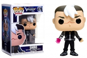 POP! TV: Voltron Legendary Defender -  Shiro with normal clothes exclusive