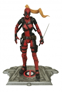 Marvel Select Lady Deadpool Action Figure