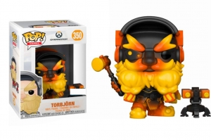 Pop! & Buddy: Overwatch - Torbjörn Molten Core exclusive