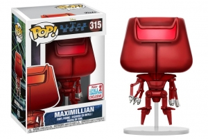 POP  Disney: The Black hole – Maximilian Fall Cenvention exclusive