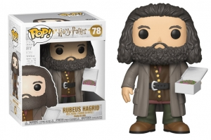 "Pop! Movies: Harry Potter - Super-Sized 6"" Hagrid (With cake)"