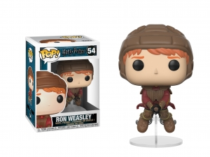 Pop! Movies: Harry Potter - Ron Weasley on broom