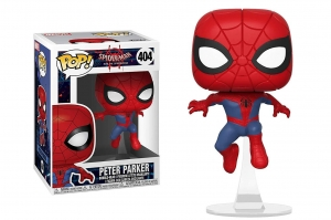 Pop Marvel: Animated Spider-Man - Peter Parker