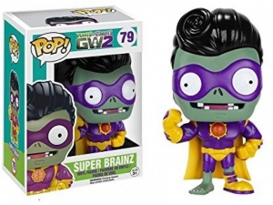 Funko POP! Games Super Brainz Plants vs Zombies Garden Warfare 2 Exclusive