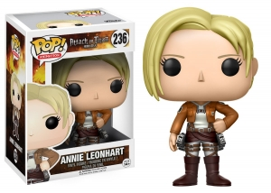 Pop! Animation: Attack on Titan - Annie Leonhart