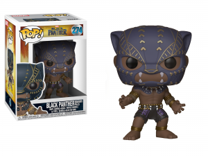 Pop! Marvel: Black Panther- Black Panther Warrior Falls