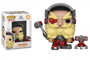 Pop! & Buddy: Overwatch - Torbjörn