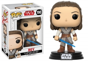 Pop! Star Wars: The Last Jedi - Rey