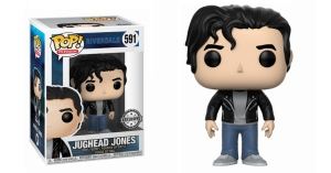 RIVERDALE – Jughead Jones in Serpent jacket