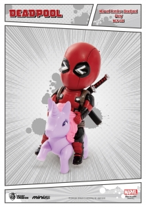 Marvel: Deadpool Pony Figurine