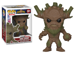 Pop! Games: Marvel - Contest of Champions - King Groot