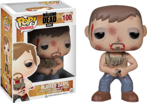 Injured  Daryl Dixon The Walking Dead